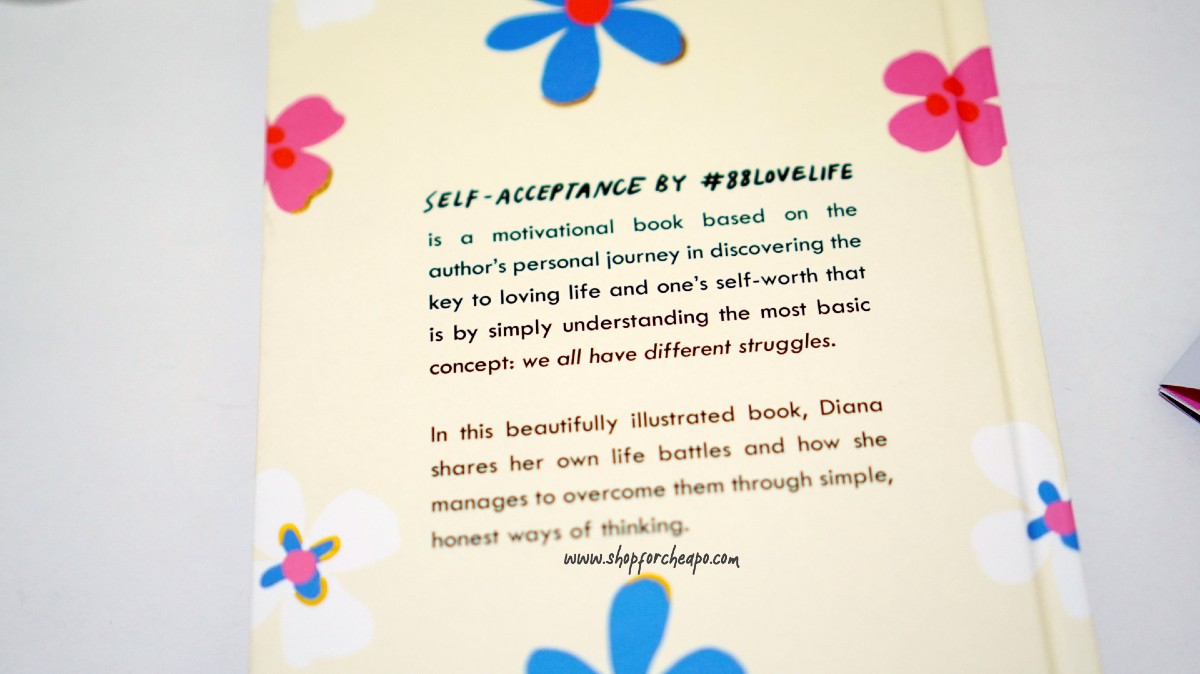 review self acceptance 88 love live diana rikasari quotes buku