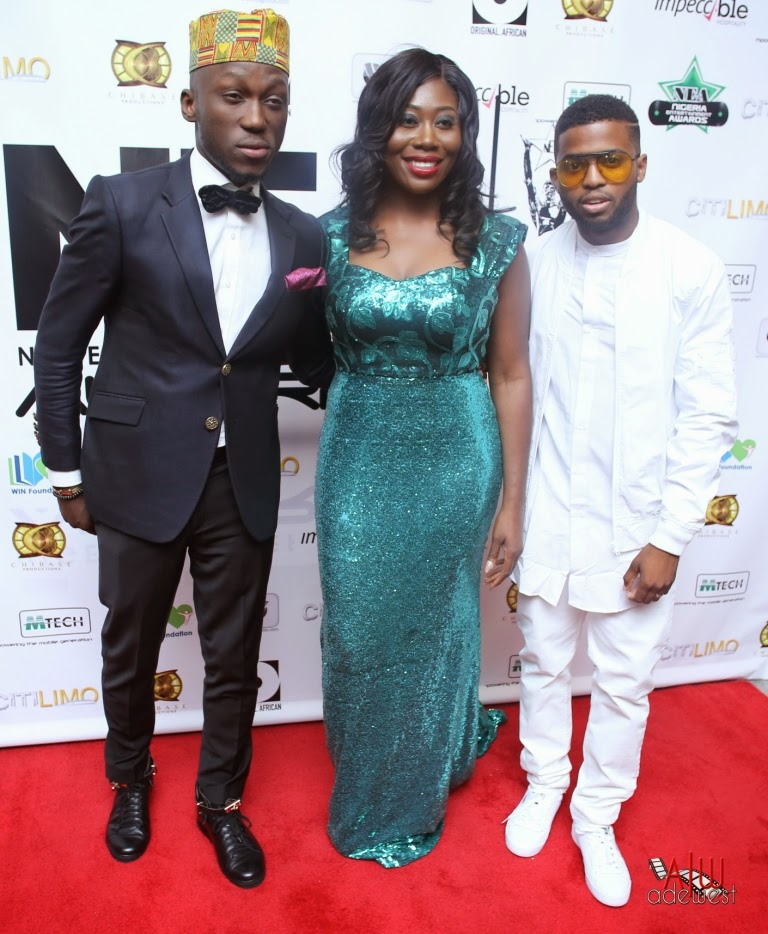 P67A9920 Red carpet photos from 2014 Nigeria Entertainment Awards