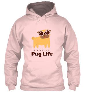 pug lover's t-shirt