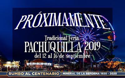 feria pachuquilla 2019