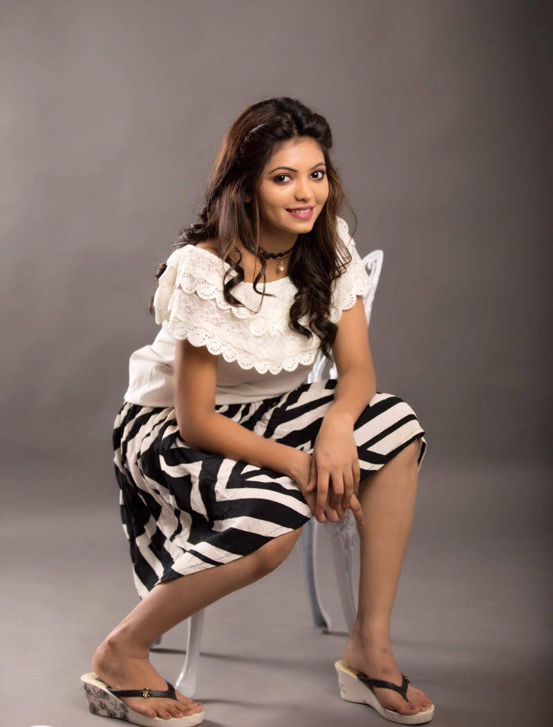 Athulya Ravi Stunning Photo Shoot Stills