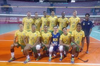 Seleção de Vôlei masculino sub-19 encerra preparativos para o Mundial da categoria