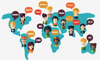 أشهر اللغات في العالم