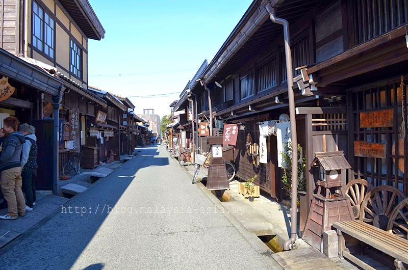 Old Quarter of Takayama
