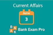 Current Affairs 3rd June 2019 | Daily GK Update
