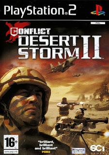 Conflict: Desert Storm II Back to Baghdad (Conflict: Desert Storm II) PS2 ISO