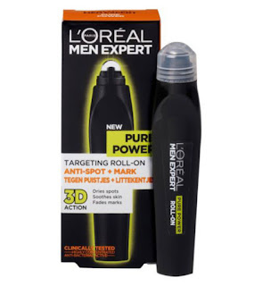 Men Expert Pure Power Roll-On