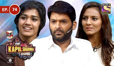 The Kapil Sharma Show  Episode 74 15 January 2017 720p HDTV 300mb HEVC
