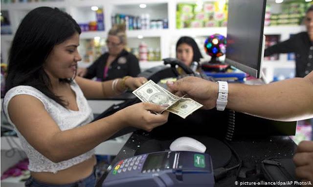 ECOANALÍTICA: DOLARIZACIÓN EN VENEZUELA ES IRREVERSIBLE