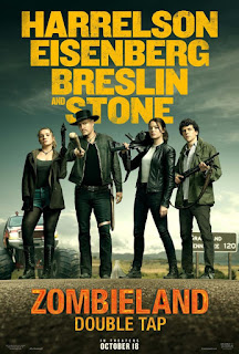 Zombieland: Double Tap - Poster & Trailer