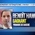 Primaire de gauche : Benoît Hamon vainqueur avec 58 % des voix