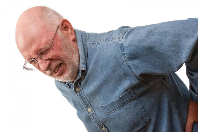 Lower Back Pain On The Wrong Side Of Life