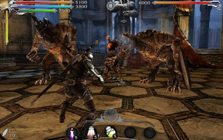 Free Download Joe Dever's Lone Wolf 4.2 FULL UNLOCKED APK Terbaru 2018
