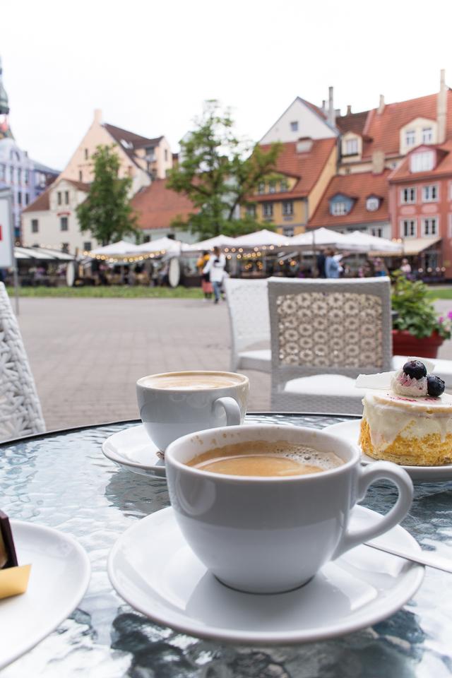 Villa H, Riika, vanha kaupunki Riika, Riga, loma, kahvila