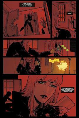 Review del cómic Viuda Negra Vol.1 Los lazos que unen de Kelly Thompson - Panini Comics