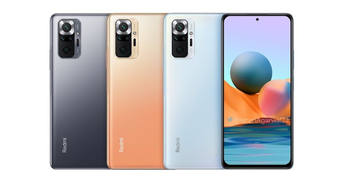 India me Redmi Note 10 series Lunch, Jaane price, features and spec