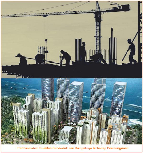 Permasalahan Kualitas Penduduk dan Dampaknya terhadap Pembangunan