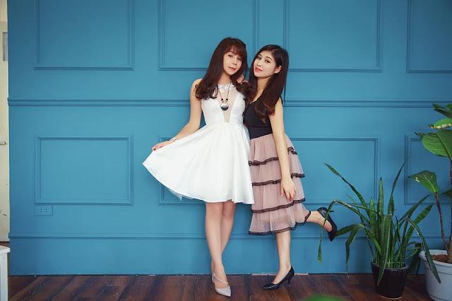 الفساتين النسائية