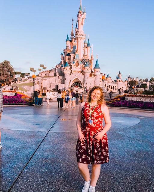 Disneyland Park - Disney em Paris