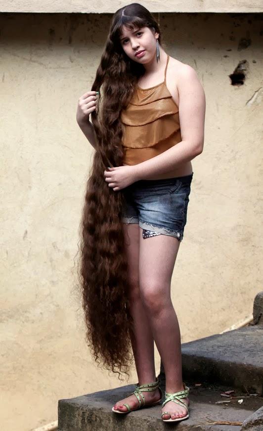 Amazing Snapshot Amazing Long Hair Natasha S Long Hairs