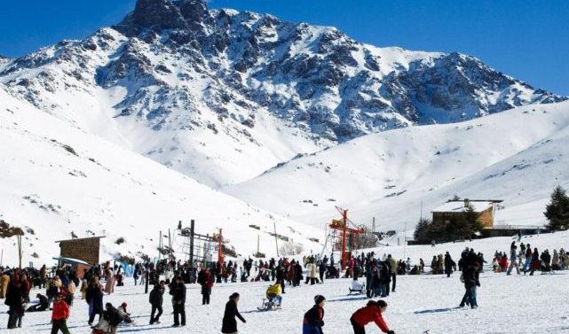 Ski at the Snow of Oukaimeden