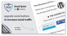 WP Social Locker 3.6.9 Plugins Full