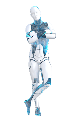 A robot is look like a human body is called Humanoids - Future scope of robotics