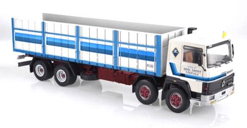 coleccion camiones y autobuses españoles, renault dr 340.38 1:43