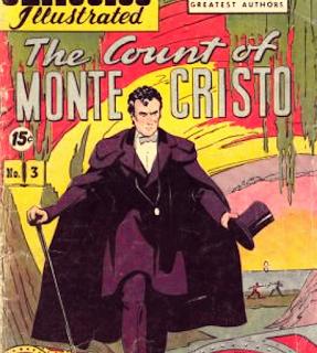 The Count Of Monte Cristo Comic