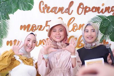 moz5 salon muslimah kota wisata cibubur