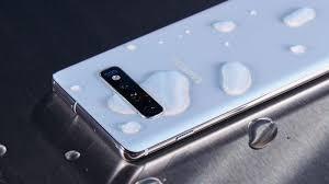 Samsung Galaxy S20+ : Waterproofing