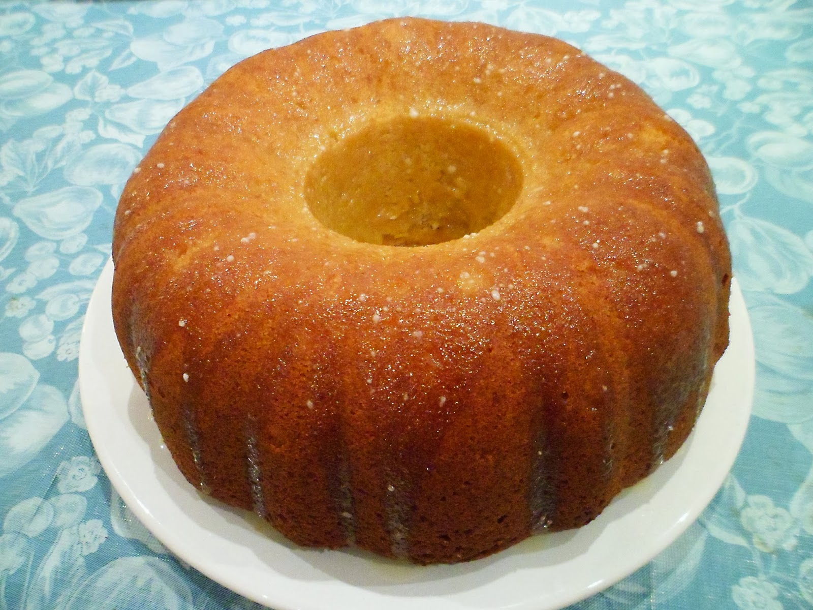 Recipe For Orange Cake Using Whole Oranges