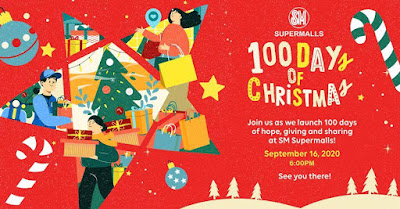 SM Supermalls 100 Days to Christmas