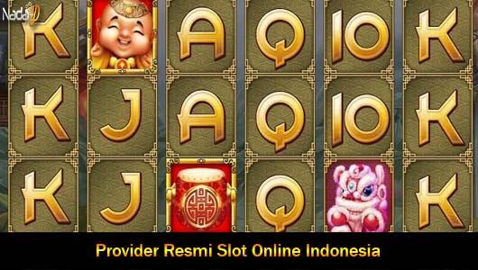 Provider Resmi Slot Online Indonesia