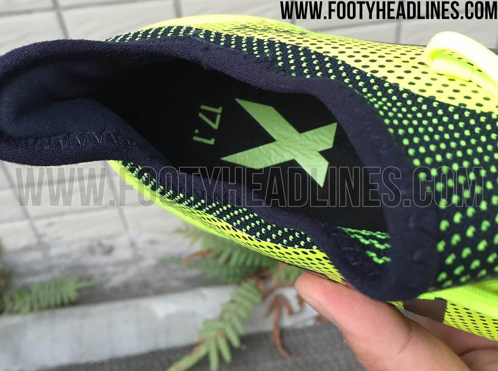 e8a8e269808e three new high res pictures yellow next gen adidas x 17 2017 18 boots  leaked footy headlines