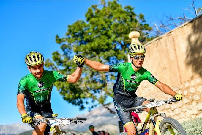 El equipo Buff Scott ganó la 3ª etapa, la etapa reina, de la Costa Blanca Bike Race