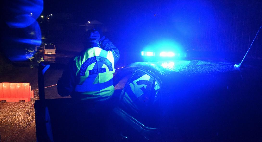 Λήστεψαν αστυνομικό με δόλωμα μία γυναίκα, στο δρόμο που συνδέει την Αρναία με τη Νέα Απολλωνία
