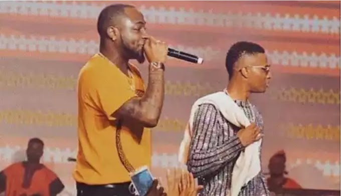 Important Lessons For Nigerians As Wizkid Settles With Davido and MO HIT'S Crew Reconcile