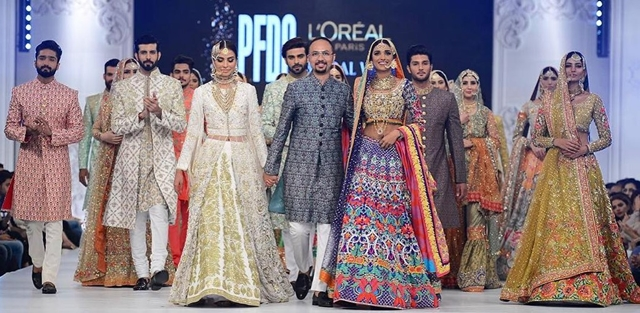 PFDC L'oreal Paris Bridal Week 'PLBW' 2016-17 Day 1 - (Fresh Styles for Wedding)