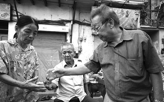 Chinese in Tiretti Bazar