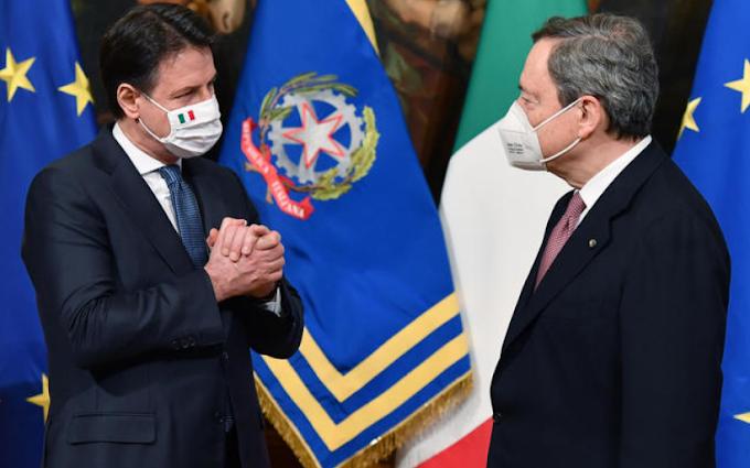 """Conte da Draghi, """"Ok a processi veloci, ma no a soglie d'impunità"""""""