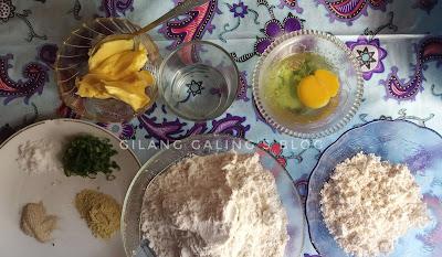 Bahan Membuat Kue Garpu Sederhana yang mudah ditemukan di warung