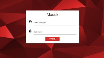Aplikasi Barang Masuk Barang Keluar  Berbasis Web