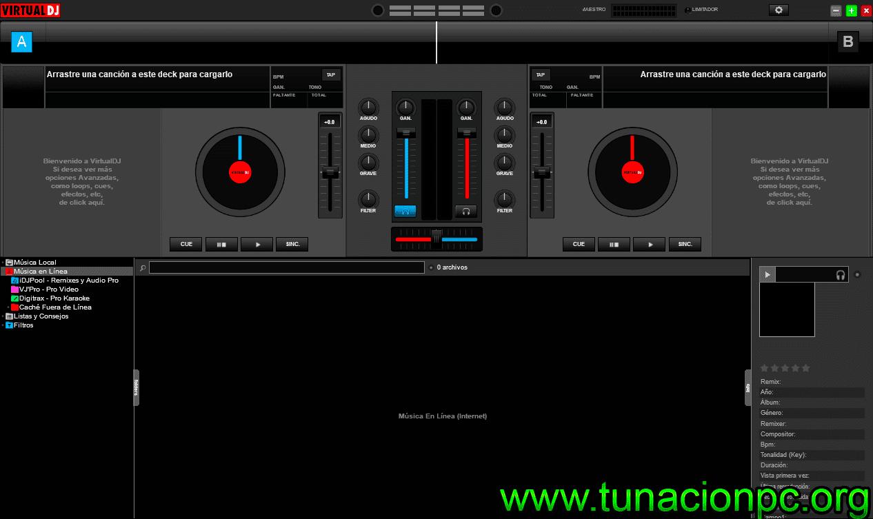 Virtual DJ Pro Full Español con licencia