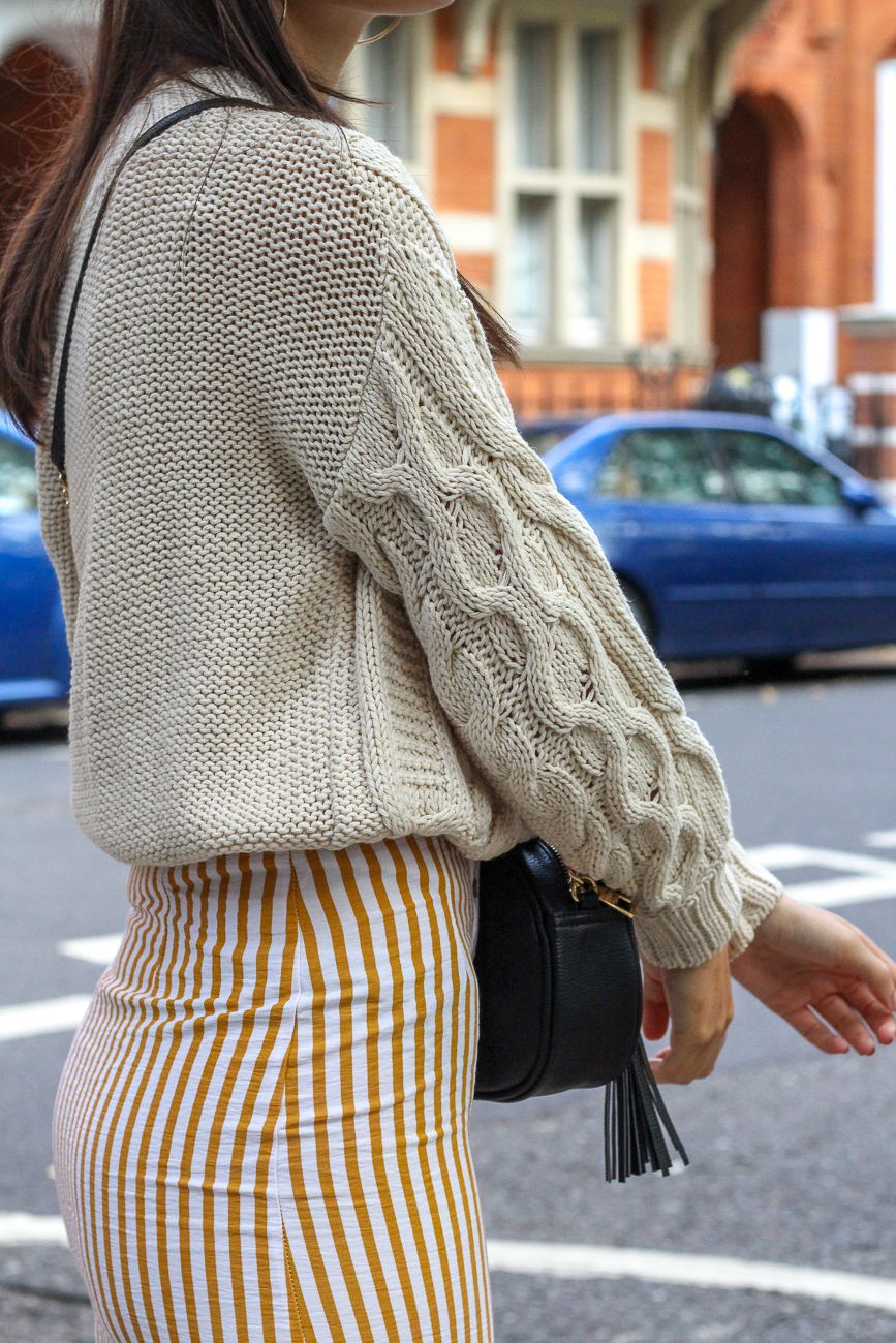 peexo cable jumper knitwear personal style