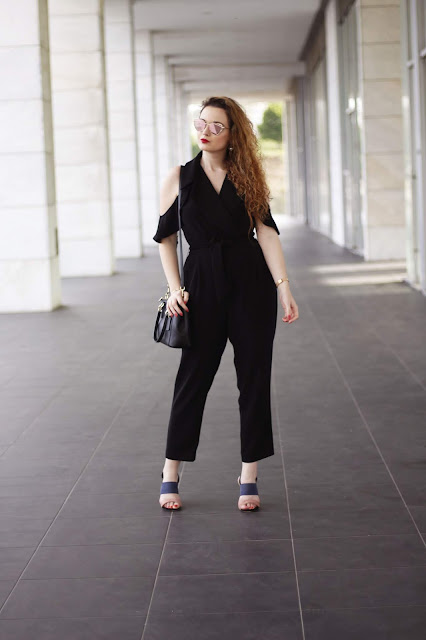 Inspirations with M: Jumpsuit | Look