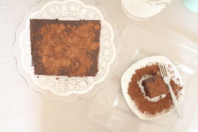 IMG 2814 - עוגת שוקולד לפסח