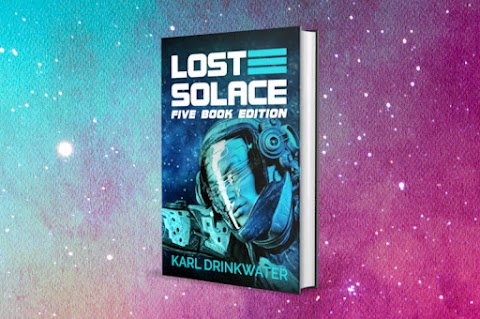 Lost Solace Five Book Edition