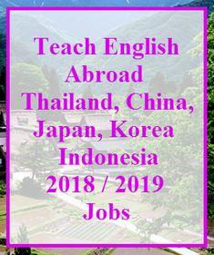 Teach in Xiamen and Fuzhou