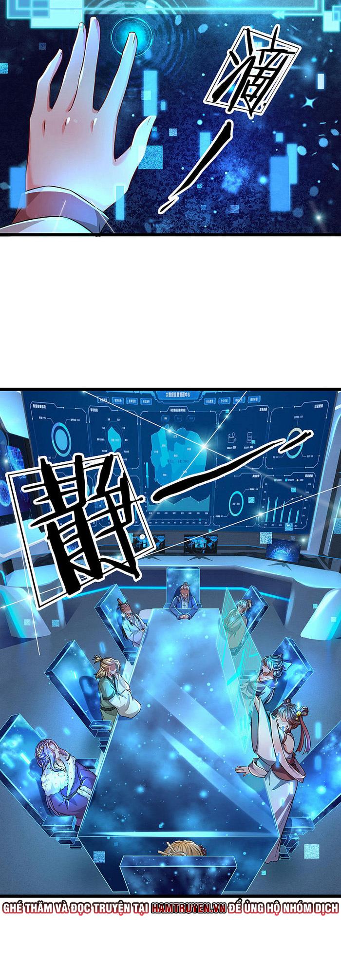 ĐẠI MA HOÀNG THƯỜNG NGÀY PHIỀN NÃO Chapter 21 - upload bởi truyensieuhay.com